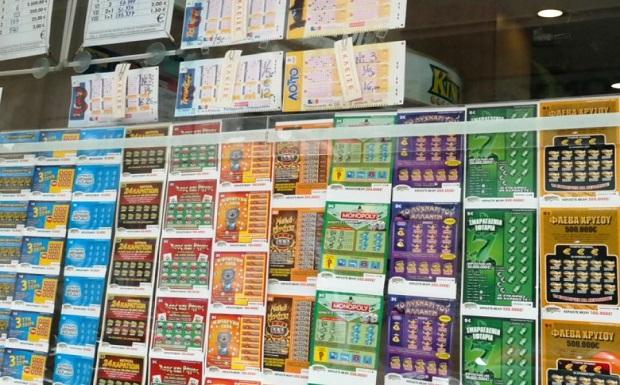 «Tρελάθηκε» η τύχη στην Κεφαλονιά – 500.000 ευρώ για έναν τυχερό στο ΣΚΡΑΤΣ