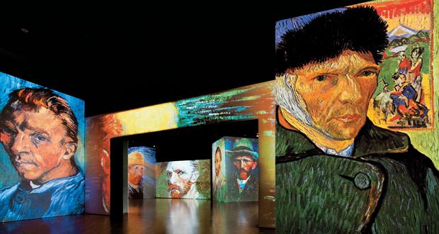 Van Gogh Alive – the experience στη Θεσσαλονίκη