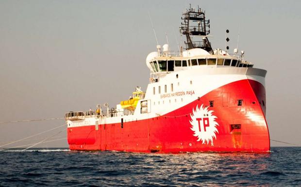 Ηνέα παράνομη τουρκική NAVTEX – Το Barbaros πάλι στην Κυπριακή ΑΟΖ