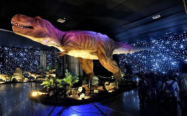 Η Αθήνα στη σκιά των μεγαλύτερων δεινόσαυρων που ήρθαν ποτέ στην Ελλάδα!