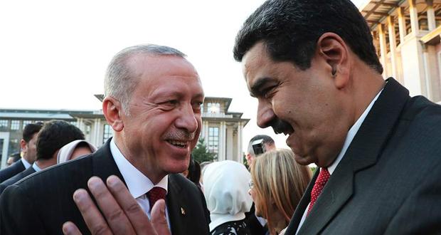 Ο «σουλτάνος» παίρνει τον χρυσό της Βενεζουέλας δίνοντας ζυμαρικά
