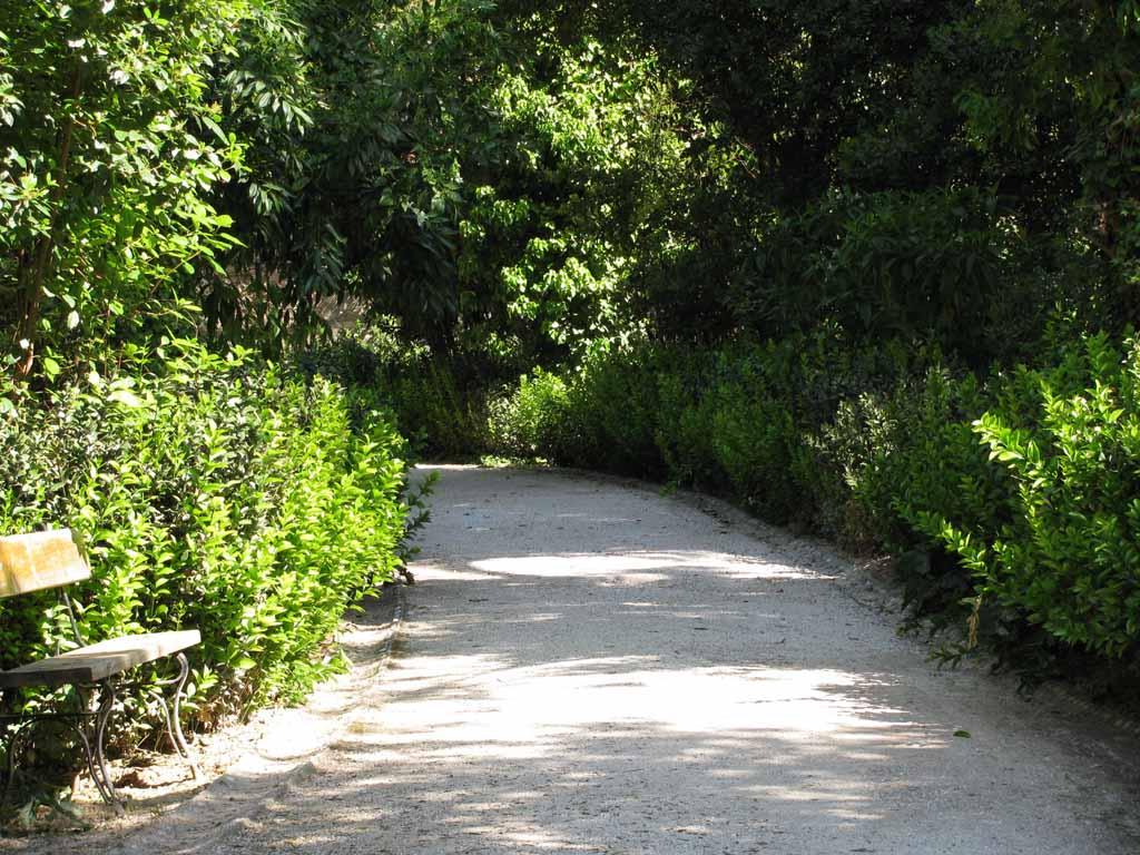 Παρεμβάσεις πνοής για τον Εθνικό Κήπο ανακοίνωσε ο Γ. Καμίνης