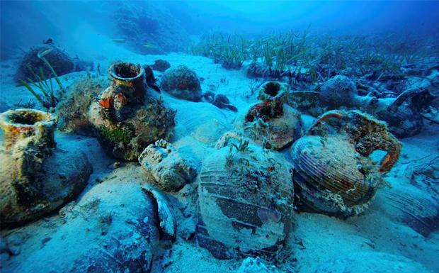58 αρχαία ναυάγια βρέθηκαν στον βυθό των Φούρνων (φωτογραφίες)