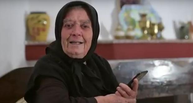 Η γιαγιά Ελένη ξεσηκώνει την Κρήτη και ζητά να μπει στην «Ομάδα Προσφοράς ΟΠΑΠ»