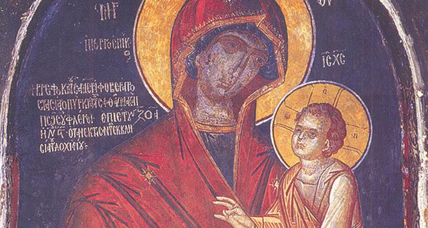1 Οκτωβρίου: Σύναξη της Υπεραγίας Θεοτόκου της Γοργοεπηκόου