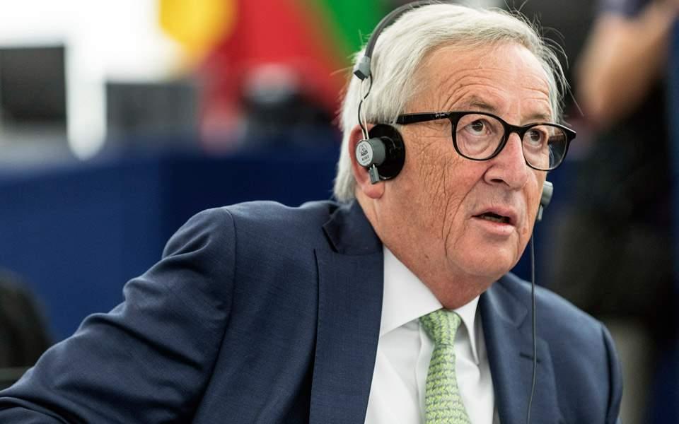 Για κίνδυνο συγκρούσεων στα Βαλκάνια προειδοποιεί ο Γιούνκερ