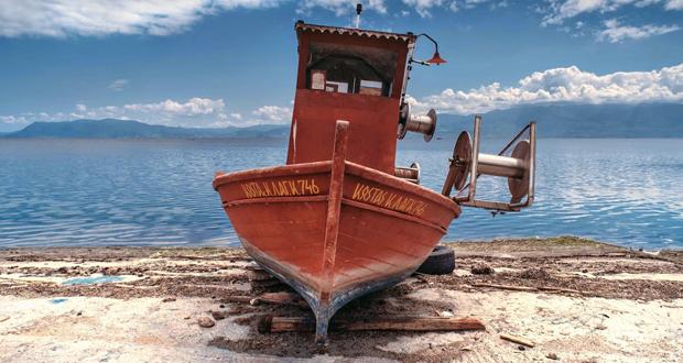 Καταφύγιο για τα παραδοσιακά ξύλινα σκαριά θα δημιουργήσει ο Δήμος Πειραιά στο αναδιαμορφωμένο Μικρολίμανο