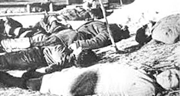 Στον τόπο της σφαγής της Μεραρχίας Άκουι από τους Γερμανούς στην Κεφαλονιά ο Iταλός Πρόεδρος της Δημοκρατίας