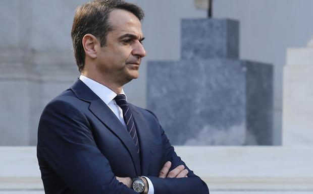 Επιμένει να βλέπει εκλογές τον Μάιο ο Μητσοτάκης