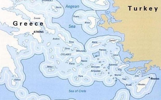 Είναι παγκόσμια ελληνική πρωτοτυπία η τμηματική επέκταση των Χωρικών Υδάτων