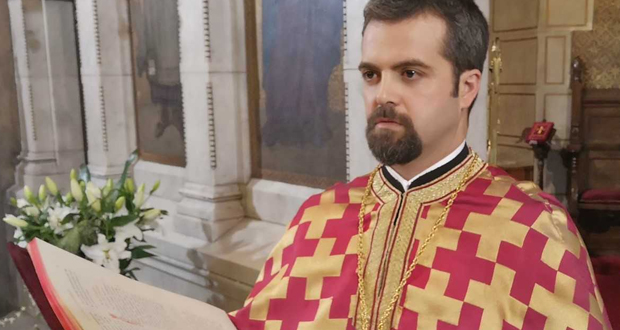 Εξελέγη βοηθός του Μητροπολίτου Γαλλίας ο Αρχιμ. Μάξιμος Παφίλης