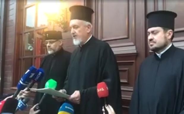 Το Οικουμενικό Πατριαρχείο αναγνώρισε την αυτοκεφαλία της Εκκλησίας της Ουκρανίας – Σφοδρή αντίδραση της Μόσχας (βίντεο)