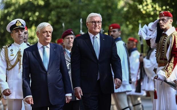 Σταϊνμάιερ: Στενός εταίρος η Ελλάδα