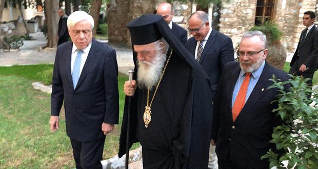 «Οι φιλελεύθεροι θεσμοί του Αγώνος της Ελληνικής Επαναστάσεως» παρουσία Ιερώνυμου και Παυλόπουλου