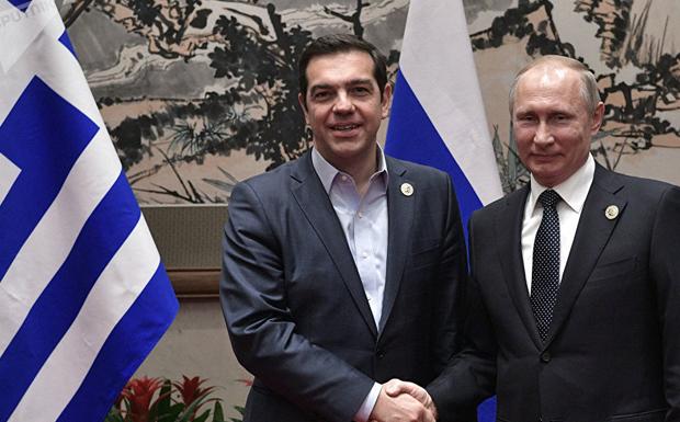 Σε κλίμα βαρύ η επίσκεψη Τσίπρα στη Μόσχα