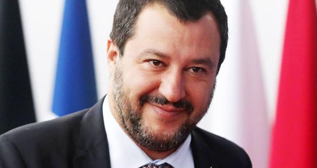 Η ευθεία αναφορά του Σαλβίνι στην Τουρκία και το Κυπριακό
