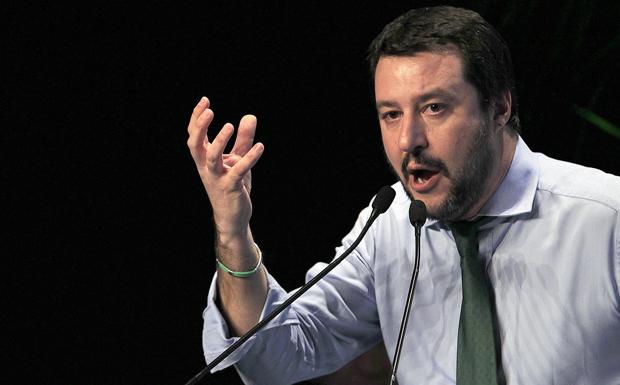 Πρόωρες εκλογές ζητά ο Ματέο Σαλβίνι