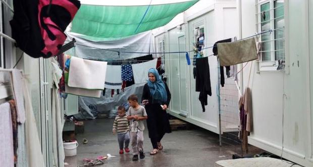 Μ. Σελέκος: Εκρηκτικά προβλήματα αντιμετωπίζουν οι πρόσφυγες στο κέντρο φιλοξενίας Σκαραμαγκά