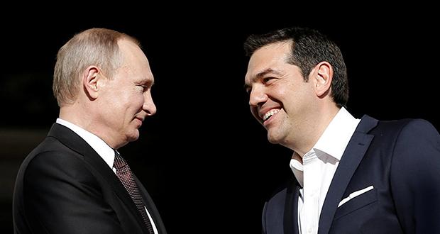 «Κλείδωσε» η συνάντηση Τσίπρα – Πούτιν στη Μόσχα