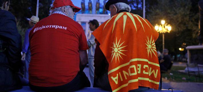 Στον αέρα η Συμφωνία των Πρεσπών -Αποχώρησαν οι βουλευτές του VMRO από τη Βουλή