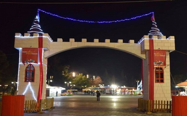 Κάλεσμα του Δήμου Τρίπολης προς επιχειρηματίες για οργάνωση Χριστουγεννιάτικου Χωριού