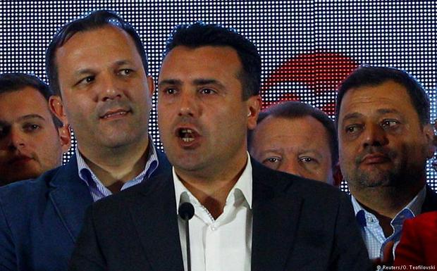 Ζάεφ: Καμιά μελλοντική κυβέρνηση της ΠΓΔΜ δεν θα τολμήσει να αλλάξει όνομα