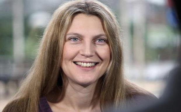 Η καθηγήτρια Ελευθερία Ζεγγίνη, διευθύντρια του νέου Ινστιτούτου Μεταφραστικής Γονιδιωματικής του ερευνητικού Κέντρου Helmholtz του Μονάχου
