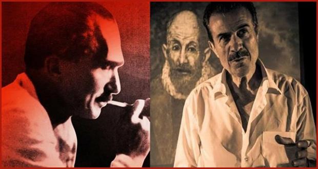Θέατρο ΑΝΤΙΓΟΝΗ ΒΑΛΑΚΟΥ: «Αναφορά στον Γκρέκο»