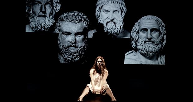 Θέατρο Άλφα.Ιδέα.: «Από την Αντιγόνη στη Μήδεια» του Κώστα Γάκη (trailer)