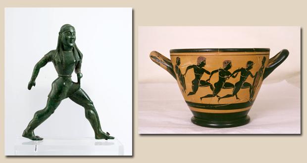 Γιορτάζοντας τον Αυθεντικό Μαραθώνιο στο Εθνικό Αρχαιολογικό Μουσείο – Celebrating the Authentic Marathon at the National Archaeological Museum