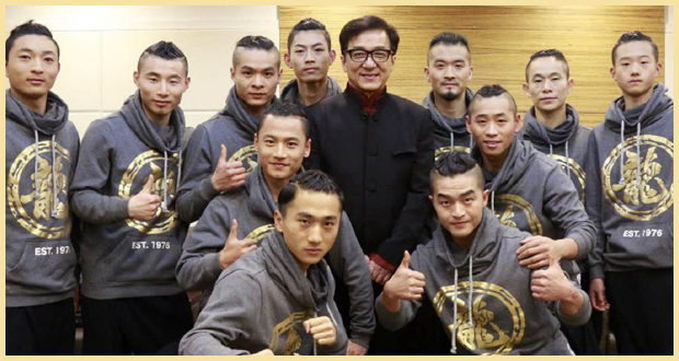 CHRISTMAS THEATER: Jackie Chan Long Yun Kung Fu Troupe έρχεται για πρώτη φορα στην Ελλάδα!