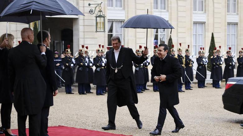 Αλ. Τσίπρας: Η Ευρώπη ξαναχτίστηκε μετά από δύο πολέμους με θεμέλια την ειρήνη και τη συνεργασία