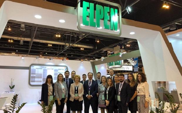 Δυναμική παρουσία της ELPEN στη διεθνή φαρμακευτική έκθεση CPhI στη Μαδρίτη
