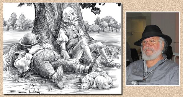 Φόρος τιμής στον πολυβραβευμένο εικονογράφο Βαγγέλη Παυλίδη, στο πλαίσιο του «Μήνα Εφηβείας» των εκδόσεων Πατάκη