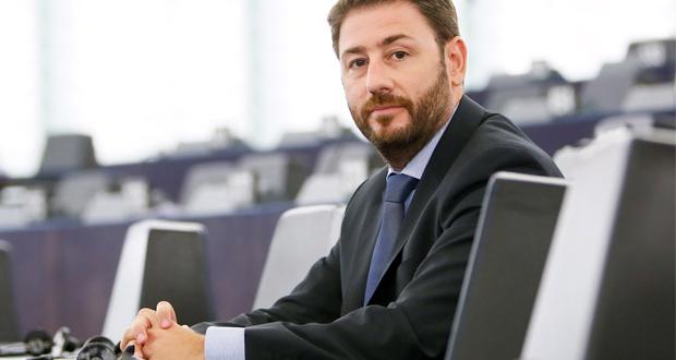 Ανδρουλάκης προς Μέρκελ: Επί εποχής σας οι φόβοι πολλαπλασιάστηκαν