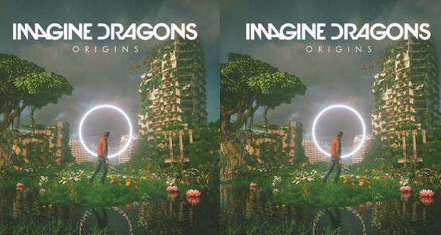 """IMAGINE DRAGONS: """"ORIGINS"""" – Νέο album"""