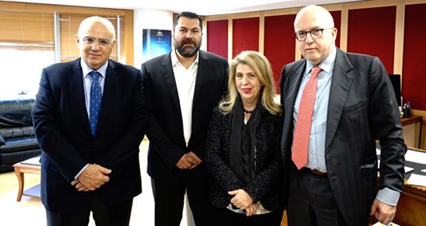 Κρέτσος: Σημαντικός ο ρόλος των τραπεζών στην ανάπτυξη και προσέλκυση επενδύσεων στον οπτικοακουστικό τομέα