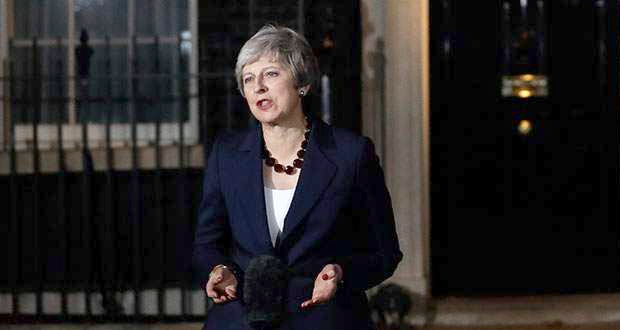 Διάγγελμα Μέι για Brexit: Δεν θα μπορέσουμε να φύγουμε εγκαίρως