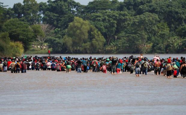 Π. Νεάρχου: Η αναπόφευκτη εξέλιξη της παράνομης μεταναστεύσεως σε μεγάλο εθνικό θέμα