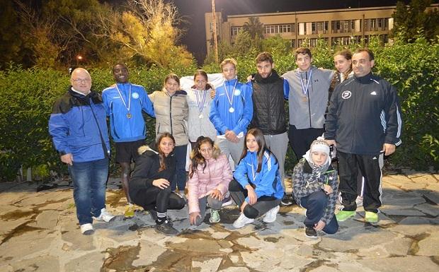 Πρωταθλητές Ελλάδας οι Δραζινός και Σάρρα