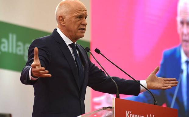 Από την Αχαΐα στην Εύβοια στέλνουν υποψήφιο τον Γ. Παπανδρέου
