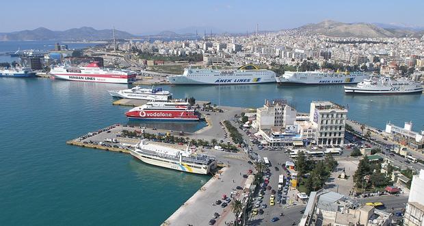 Προς νέο ρεκόρ το λιμάνι του Πειραιά φέτος