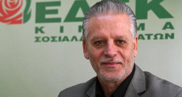 """Μαρίνος Σιζόπουλος στο """"Π"""": Βασικός στόχος της Τουρκίας ο πλήρης έλεγχος της Κύπρου"""