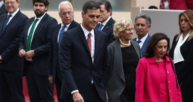 «Κόκκινος συναγερμός» στην Ισπανία: Συνελήφθη άντρας που σχεδίαζε τη δολοφονία του πρωθυπουργού Πέδρο Σάντσεθ