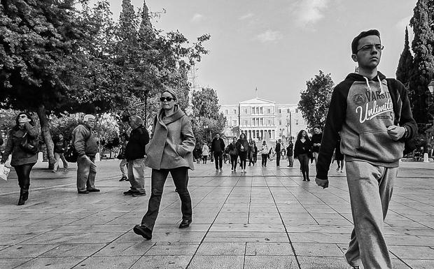 Ν. Γ. Χαριτάκης: Ερμηνεύοντας την καθημερινότητα