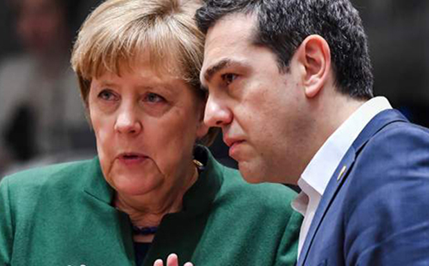 Bloomberg : Γερμανική ανάσα στον Τσίπρα πριν τις εκλογές
