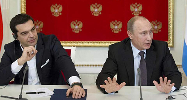 Ria Novosti: Η επίσκεψη Τσίπρα στην Μόσχα σηματοδοτεί το τέλος της διπλωματικής διένεξης μεταξύ Ελλάδας – Ρωσίας