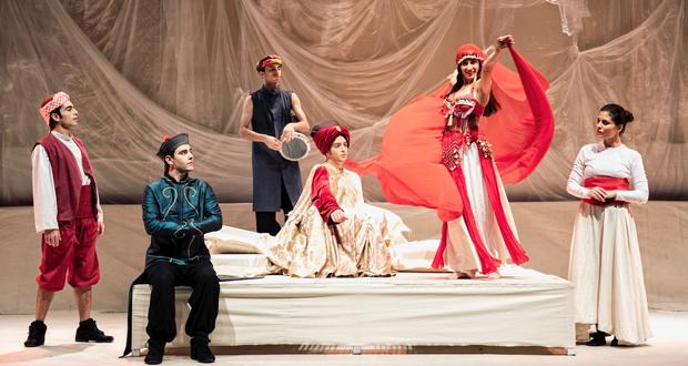 Θέατρο Ολύμπιον: «Χίλιες και μία νύχτες» – Παιδική Σκηνή του Νέου Θεάτρου Θεσσαλονίκης