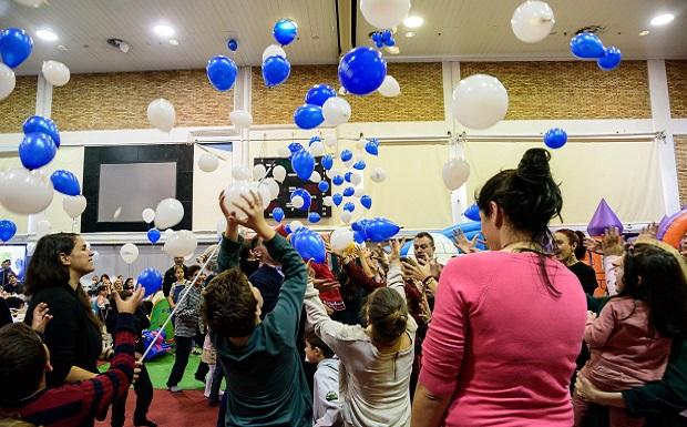 Χριστουγεννιάτικη προσφορά αγάπης της DEMO ABEE σε Μη Κυβερνητικούς Οργανισμούς που στηρίζουν τα παιδιά