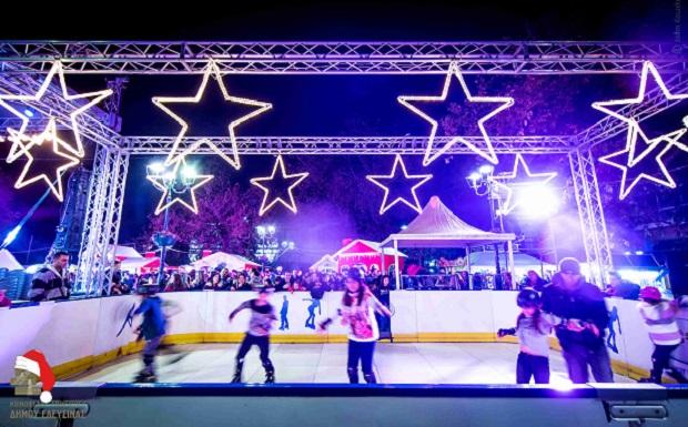 Χριστούγεννα στην Ελευσίνα – Ταξίδι στα άστρα με το Ψηφιακό Πλανητάριο